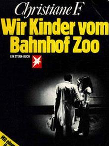Cover des Buches Wir Kinder vom Bahnhof Zoo von Christian F. - Hochformat