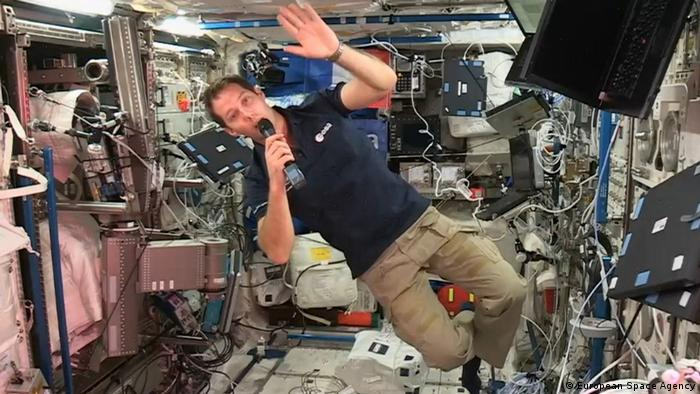 ISS - Thomas Pesquet (European Space Agency)