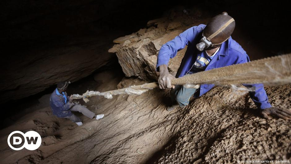 Refugees in South Africa stake their lives in a gamble for gold