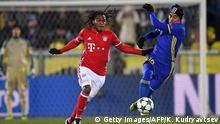 Championsleague FC Rostov gegen FC Bayern München