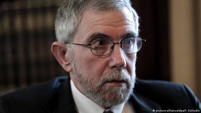 Paul Krugman, Wirtschaftswissenschaftler & Nobelpreisträger