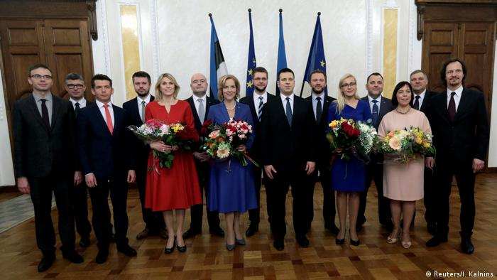 Estonia Government