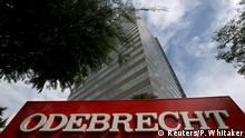 Brasilien der hauptsitz von Odebrecht in Sao Paulo