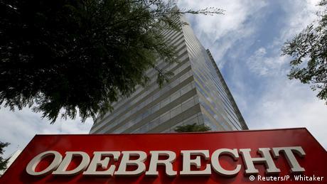 Brasilien der hauptsitz von Odebrecht in Sao Paulo (Reuters/P. Whitaker)