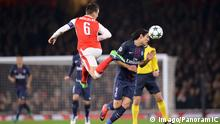Champions League 2016/17 5. Spieltag FC Arsenal vs. Paris Saint Germain PSG (Imago/PanoramiC)