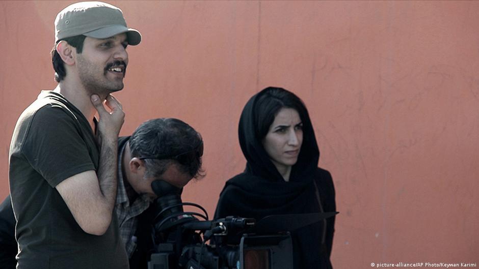 Iranian filmmaker jailed for a year over graffiti documentary