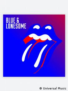 Plattencover Rolling Stones Blue & Lonesome (Universal Music)