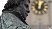 Bildergalerie Deutschland Martin Luther in Wittenberg Sachsen-Anhalt
