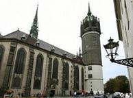 The castle church in Wittenberg