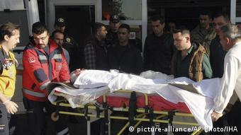 Türkei Angriff auf türkische Soldaten in Nordsyrien