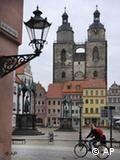 Wittenberg market place