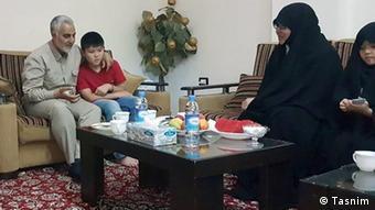 Iran schickt afghanische Flüchtlinge nach Syrien (Tasnim)