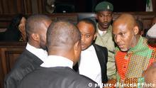 Nigeria Biafra Separatist Nnamdi Kanu