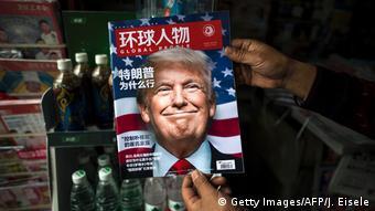 Shanghai Donald Trump und China