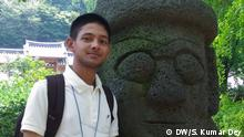 Teen aged journalist Sheikh Sharfuddin Reja Ali Chowdhury