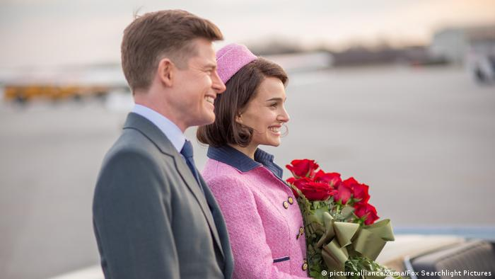 Film Jackie starring Caspar Phillipson and Natalie Portman (picture-alliance/Zuma/Fox Searchlight Pictures)