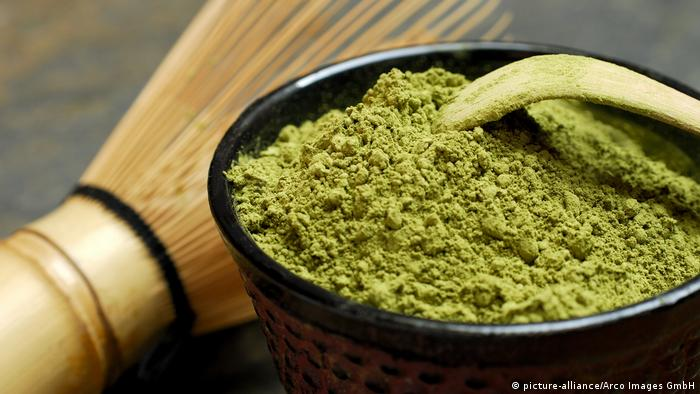 Matcha-Tee (picture-alliance/Arco Images GmbH)