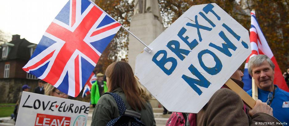 Βρετανία: Πανταχού παρόν το Brexit το 2017