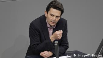 Ο βουλευτής Ρολφ Μίτσενιχ από το SPD