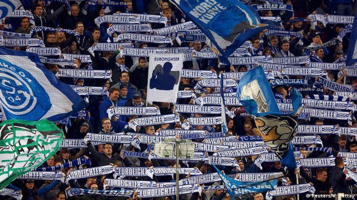 Fußball FC Schalke 04 v OGC Nizza - Europa League