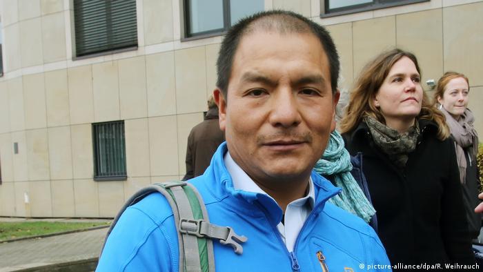 Klage des peruanischen Bauern Saúl Luciano Lliuya gegen RWE