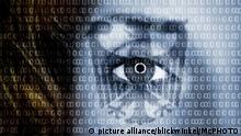 Symbolbild Spionage