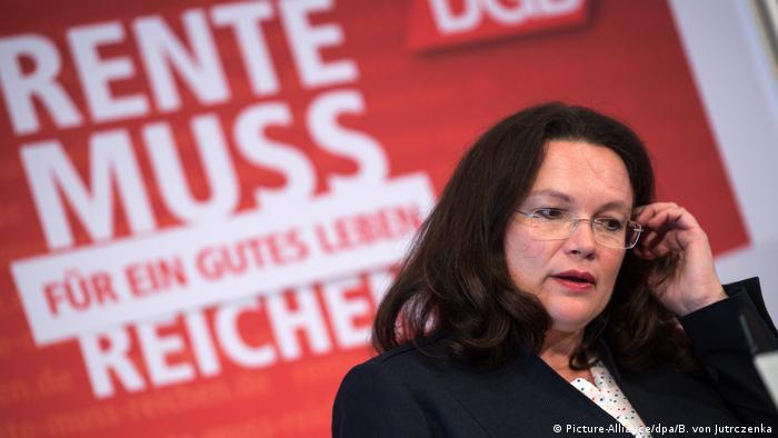 Wahlkampfthema Altersarmut Politik Buhlt Um Arme Rentner