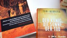 Buchcover der Schriftsteller Yuri Herrera und Adrián Herrera