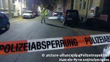 Deutschland Gewaltverbrechen in Hameln
