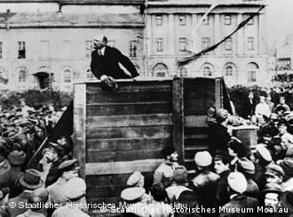 die russische revolution 25 oktober 1917 welt dw. Black Bedroom Furniture Sets. Home Design Ideas
