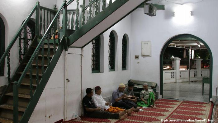 Indonesien Cikini Al Ma'mur Moschee in Jakarta (picture-alliance/NurPhoto/D. Husni)
