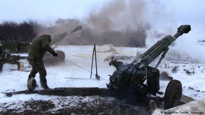 Миссия ОБСЕ предупредила об опасности химического загрязнения Донбасса
