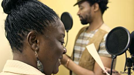 Esperança Naiene e Dias Santana: Duas vozes habituais do LbE