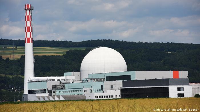 Schweizer Kernkraftwerk Leibstadt (image-alliance / dpa / P. Seeger)