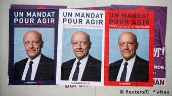 Frankreich Vorwahlen Präsidentschaftswahlen Alain Juppé (Reuters/C. Platiau)