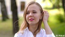 Ukraine Anna Kalynchuk Leiterin der Lustrationsbehörde