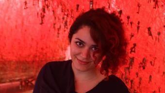 Iran Aktivist Soudeh Rad