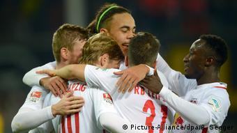 Bundesliga SC Freiburg - RB Leipzig