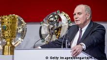 Jahreshauptversammlung FC Bayern München Uli Hoeness
