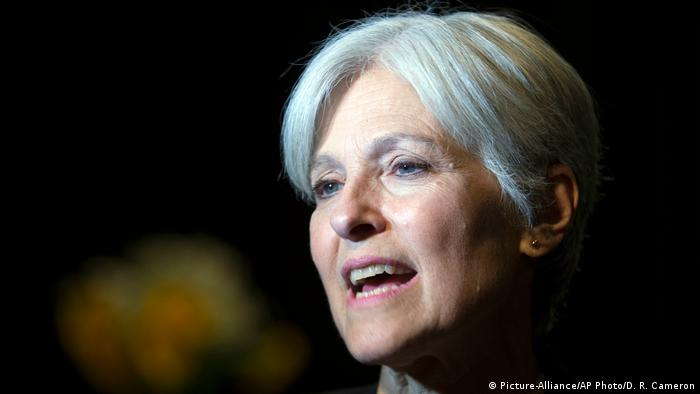 Jill Stein (Picture-Alliance/AP Photo/D. R. Cameron)