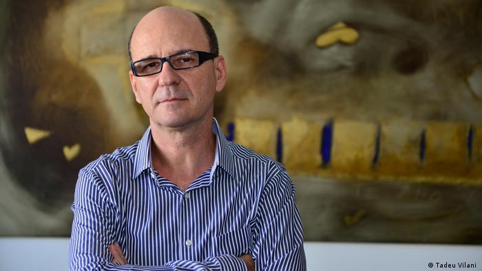 Luiz Ruffato (Tadeu Vilani )