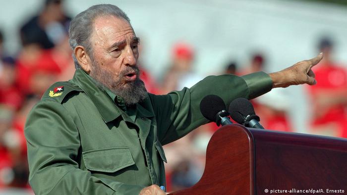 Morte de Fidel Castro repercute pelo mundo