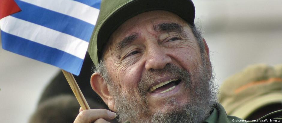 """Morre Fidel Castro – """"O último revolucionário"""""""