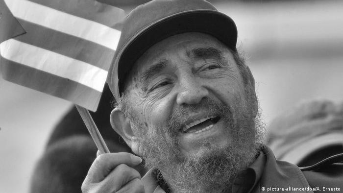 Fidel Castro wird 90 (picture-alliance/dpa/A. Ernesto)