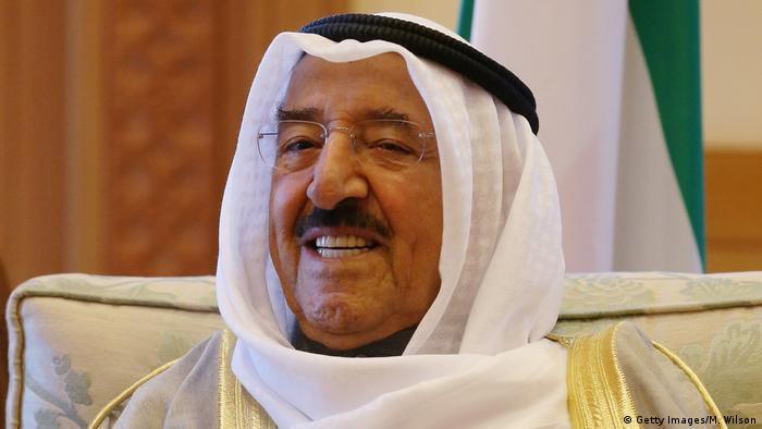 Scheich Sabah Al-Ahmed (Getty Images/M. Wilson)