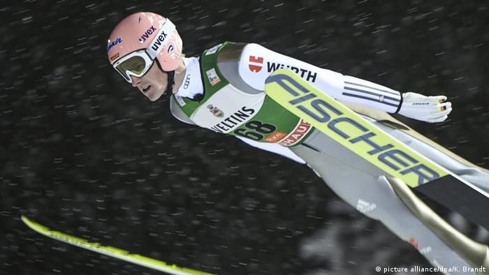Finnland Ski Springen Worldcup in Ruka Severin Freund (picture alliance/dpa/K. Brandt)