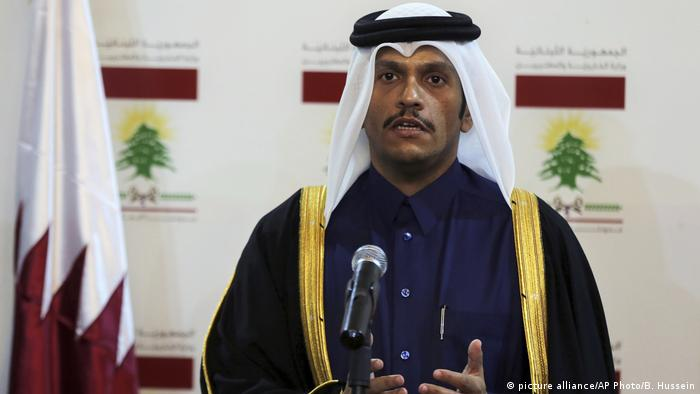 Mohammed bin Abdulrahman Al Thani (picture alliance/AP Photo/B. Hussein)