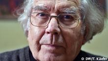 Kuba Friedensnobelpreisträger Adolfo Perez Esquivel