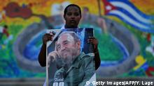 Kuba   Trauer um Fidel Castro