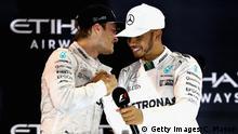 Formel 1 | Grand Prix Abu Dhabi | Weltmeister Nico Rosberg